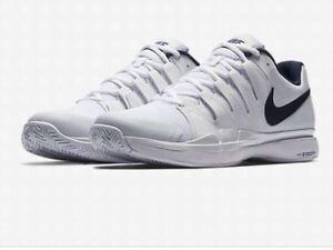 Biancoblu Nike Scarpe Zoom Dettagli Sz Vapor 9 631458 Uomo Tennis 104 Su Tour 9 5 jL54RA