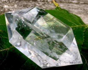 59-1g-DAZZLING-Double-Terminated-Clear-Quartz-Crystal-Healing-Wand-SPAIN