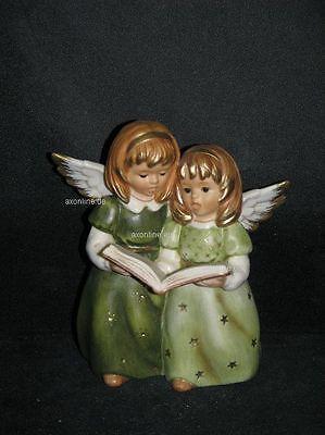 Nach Marke & Herkunft Antiquitäten & Kunst +# A008807_02 Goebel Archiv Freigabemuster Zwei Engel Singen Aus Buch 41-084