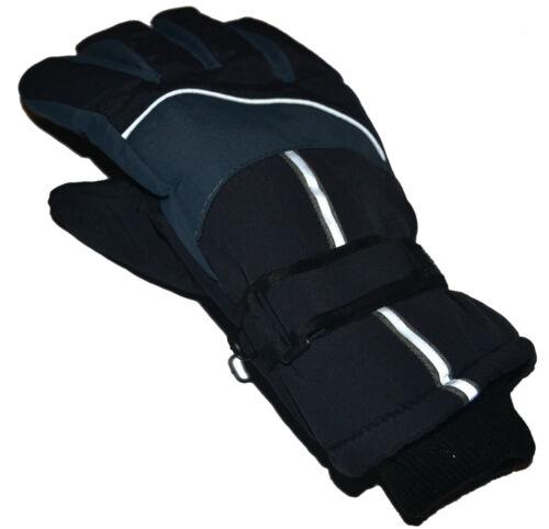 Herren Ski Handschuhe Winter Handschuhe Ski Sport verschiedene Farben//Größen NEU