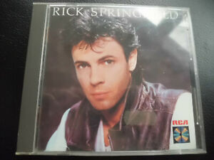 Rick Springfield-Living in Oz, CD 1983, POP, ROCK