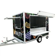 Custom Food Trailers For Sale Free Shipping