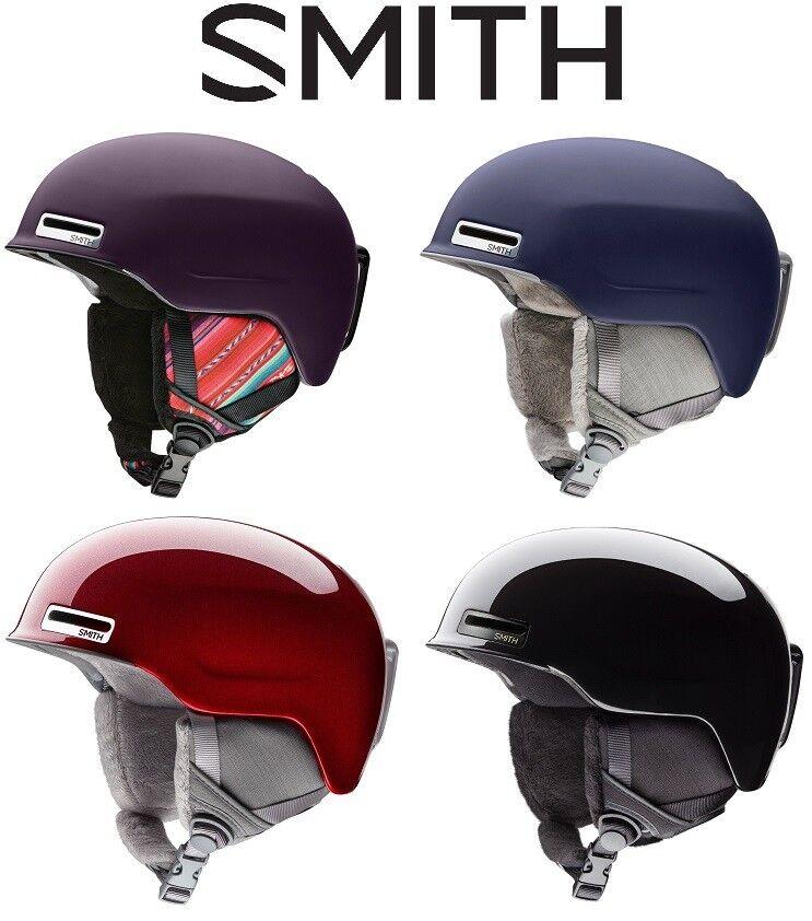 Smith Optics Allure Women's Snowboard   Ski Helmet, Many colors   Sizes  NEW