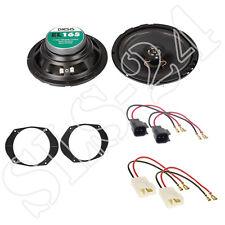 Ford Focus,Puma 100Watt Lautsprecher EL165 von Calearo / 2-Wege System BOXEN Set
