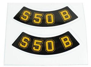 Details Zu Aufkleber Pas F Simson S50 B Schriftzug Gelb Klebefolie Logo Wasserbild Herz