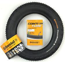 Bereifungs-Set Continental 12 1/2 x 2 1/4 (62-203) Reifen und Schlauch 45° AV