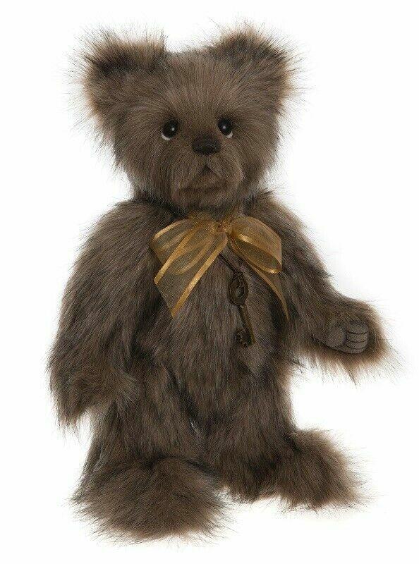 Charlie Bears gamberettino cb191911a COLLEZIONE 2019 per i bambini e da collezione