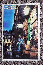 David Bowie Ziggy Stardust Concert poster 1972