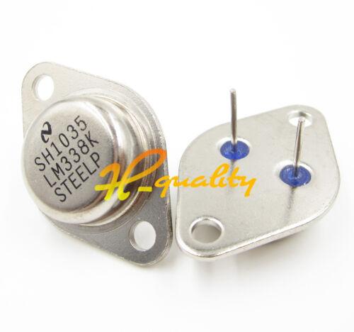 10PCS 5A  LM338 Voltage Adjustable Regulator 1.2V To 32V