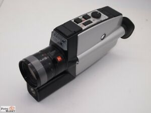 Bauer Super 8 Film Camera C8 Macro Lens Vario Neovaron 1,8/7,5 -60mm S8 Camera