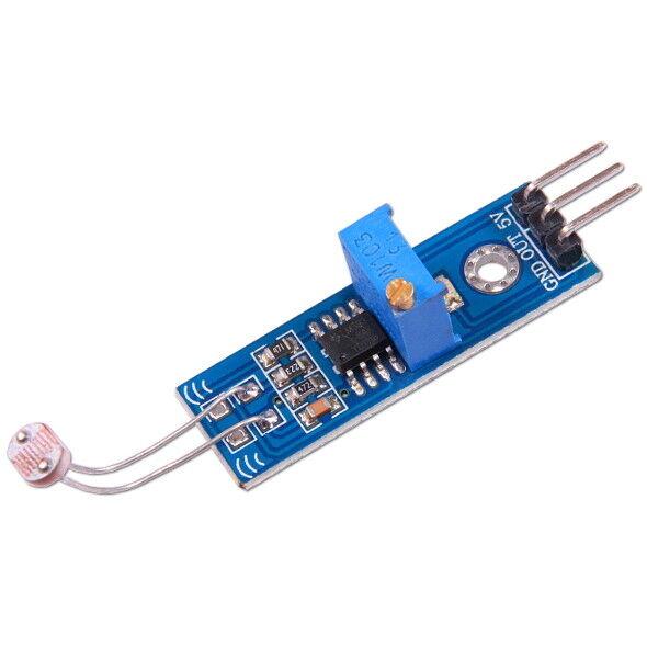 Fotodiode Light Detection Photo Diode Sensor Module for Arduino Lichtdetektion
