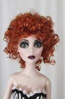 Wig For Evangeline Ghastly . Ashley Wig . Red
