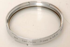 HASSELBLAD-CARL-ZEISS-PROXAR-CLOSE-UP-MACRO-MAKRO-LENS-FILTER-BAYONET-57-B57