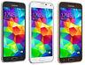 SMARTPHONE- Samsung Galaxy S5 SM-G900P - 16GB - 16MP  BLACK WHITE GOLD/iphone 4S