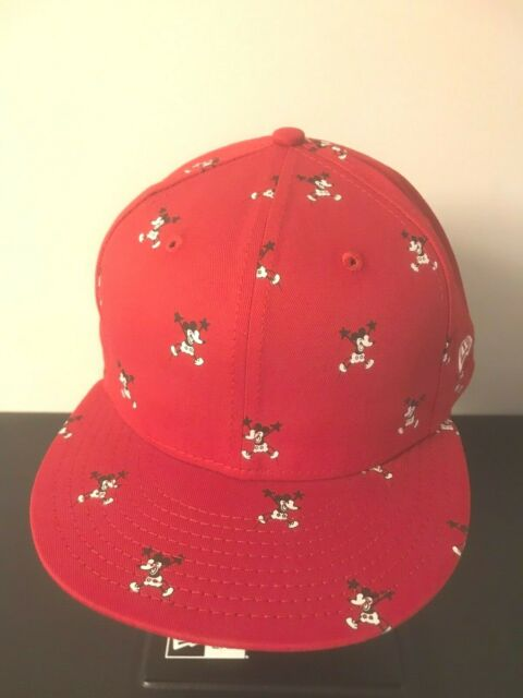 ce72c5878 Opening Ceremony x Disney Mickey Mouse New Era 59fifty Fitted 5950 Cap Hat