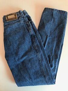 4f3b2d57 Lawman Superior Fit Sz 11 Western Jeans Cowgirl 100% Cotton Dark ...