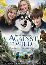 AGAINST THE WILD Family dvd Wilderness Survival ERIN PITT Natasha Henstridge