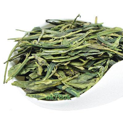 Organic West Lake Xihu Long Jing Longjing Dragon Well Spring Green TEA 250g