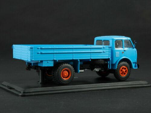 Details about  /MAZ 500 A blue SSM1418 1:43