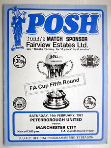Peterborough-United-v-Manchester-City-f-a-cup-5th-round-14-2-1981-vgc