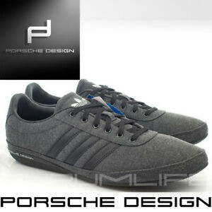 Details zu Adidas Mens Shoes Porsche Design Drive S3 TYP 64 Grey Bounce Originals G62106