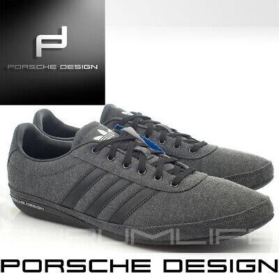 Adidas Mens Shoes Porsche Design Drive S3 TYP 64 Grey Bounce Originals G62106 | eBay