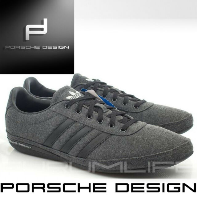 brand new e3f9e 78a25 Adidas Mens Shoes Porsche Design Drive S3 TYP 64 Grey Bounce Originals  G62106