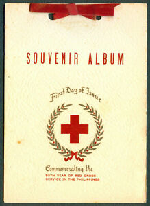 50th-Year-Of-RED-CROSS-SERVICE-In-The-PHILIPPINES-1956-Souvenir-Album-FDI