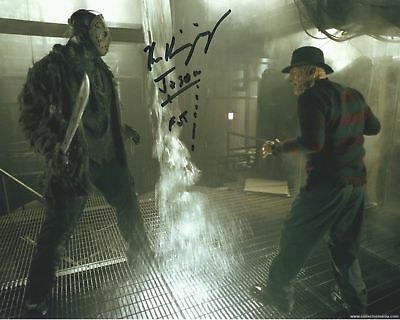 Autographs-original Ken Kirzinger Freddy Vs Jason Autographed Hand Signed Photo Uacc & Aftal Dealer Fragrant Aroma Entertainment Memorabilia