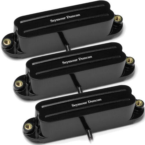 1x SHR-1b NEW Seymour Duncan SCR-1 Cool//SHR-1 Hot Rails Set black 2x SCR-1n