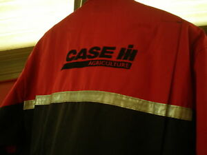 ADULTS-CASE-IH-BOILER-SUIT-OVERALLS-ADULTS-BLACK-WITH-RED