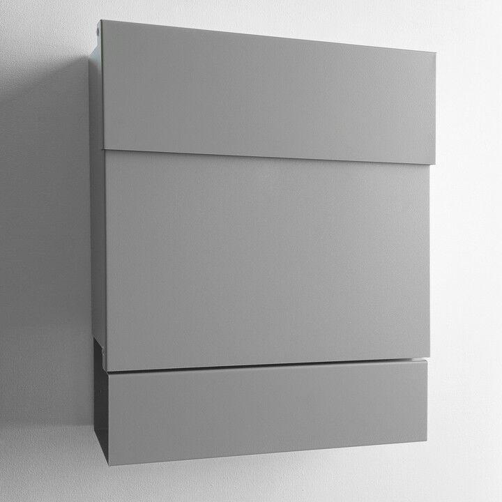 Briefkasten Letterman 5 silber von radius design