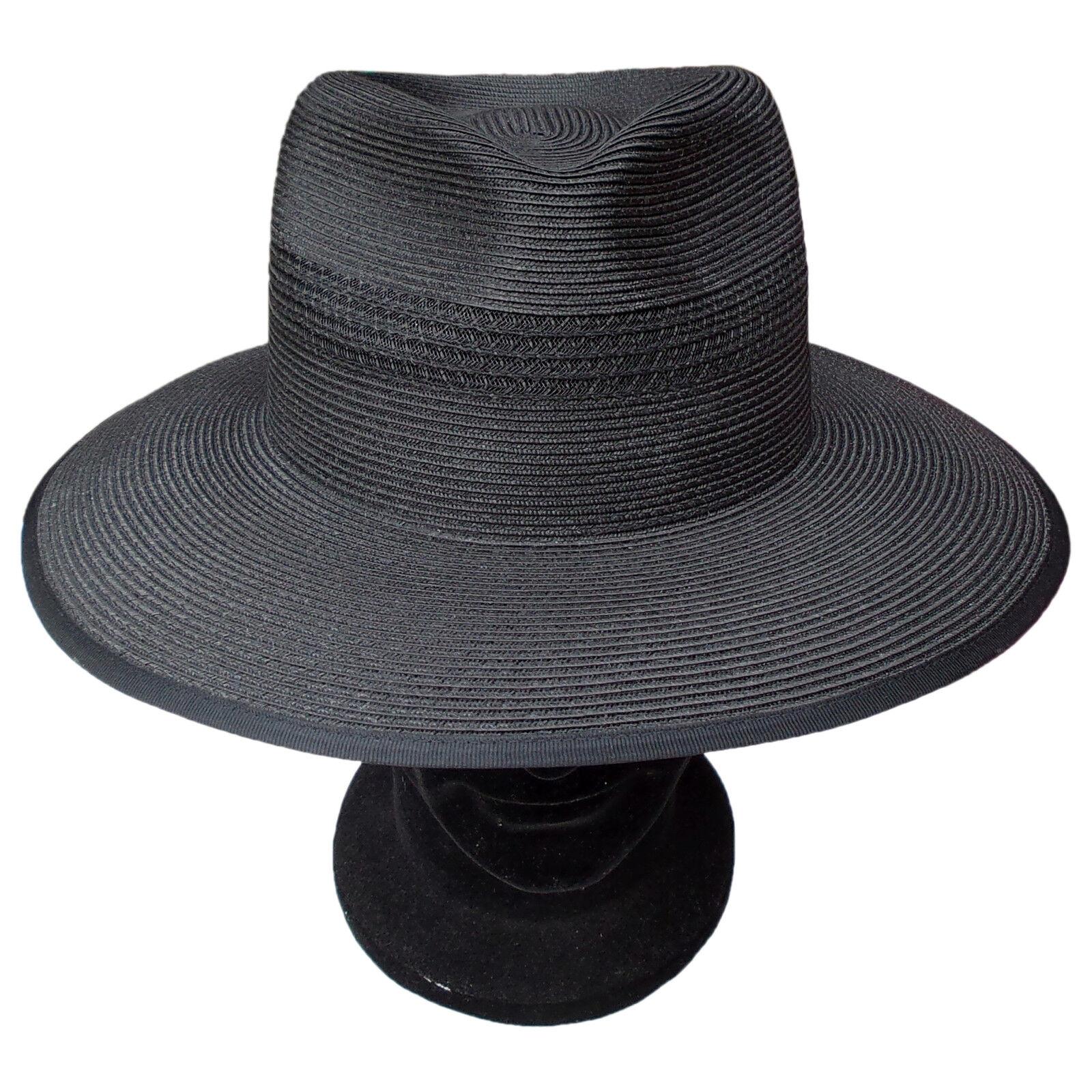 Acclaim Headwear Gewebt Weiß Schwarz Kalgoorlie Cricket Schiedsrichter Schiedsrichter Schiedsrichter Hut Plus 16431e