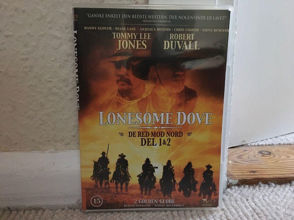 LONESOME DOVE- DE RED MOD NORD 1 OG 2, instruktør SIMON