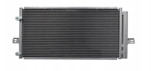 Clima radiador condensador aire acondicionado Rover 75 99 00 01 02-jrb000140 jrb100653