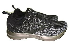 Brooks-Levitate-3-Running-Shoes-Black-Silver-Women-039-s-Size-9-B-MSRP-160
