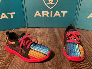 Kid's Fuse athletic shoe by Ariat
