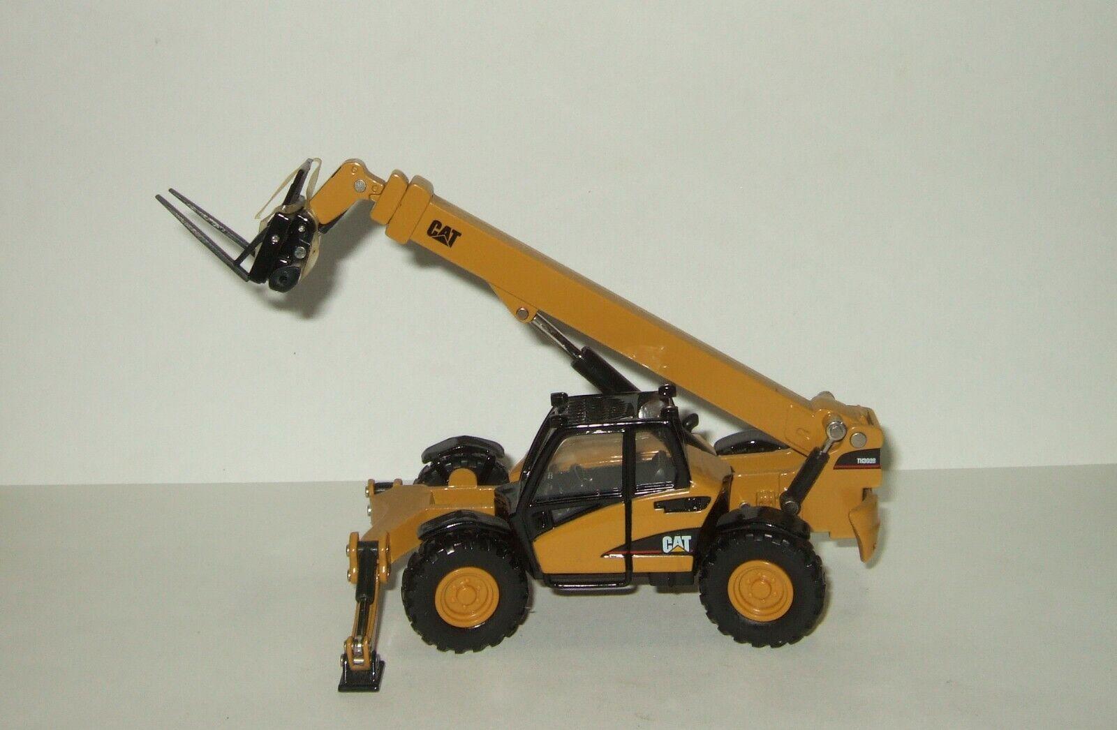 1 50 Norscot tractor Telescopic Handler Caterpillar CAT TH360B 2002 3176 RARE