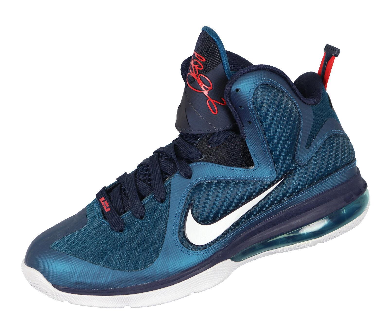 Nike lebron 9 scarpe da basket sz swingman edizione verde abisso griffin