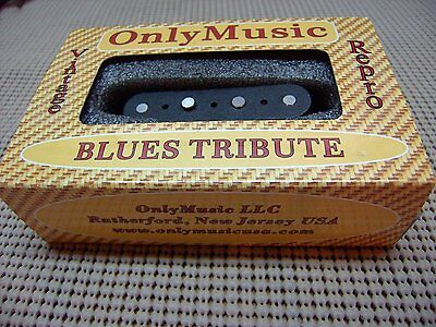 """Compatible with Telecaster  Bass OM BLUES TRIBUTE """"VINTAGE REPRO"""" PICKUP"""