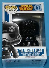 FUNKO MIB # 51 Star Wars TIE FIGHTER PILOT Pop! Vinyl Bobble Head