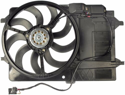 For Radiator Fan Assembly for Mini Cooper 2002-2008 DORMAN OE SOLUTIONS