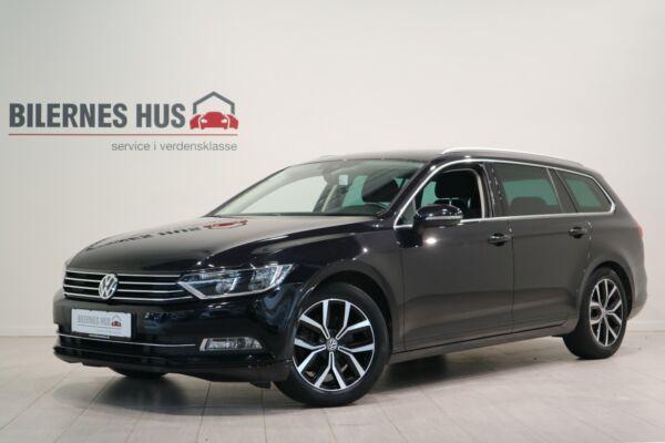 VW Passat 1,4 TSi 150 Comfortline Premium Variant DSG billede 0