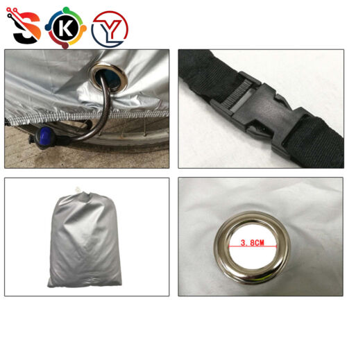 Bicycle Cover Protector Waterproof Rain For Bike UV Protection Foldable L1ST
