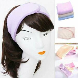 Adjustable-Wrap-Head-Band-Make-Up-Hair-Band-Salon-SPA-Facial-Hairband