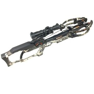 Ravin Predator Crossbow Package R10 with HeliCoil - Camo R010