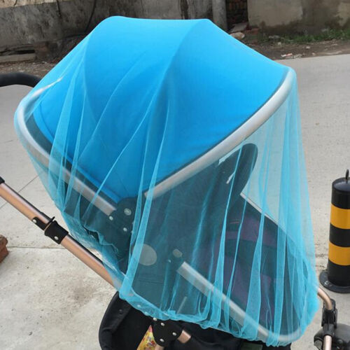 Baby stroller pushchair cart mosquito insect net safe mesh buggy crib netting JP