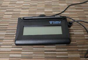 Topaz-SignatureGem-T-LBK462-HSB-R-1X5-Backlit-LCD-Signature-Capture-Pad-USB