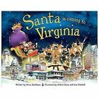 Santa Is Coming to Virginia by Steve Smallman (2013, Hardcover)
