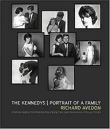 Die Kennedys: Portrait einer Familie von Richard Av...   Buch   Zustand sehr gut